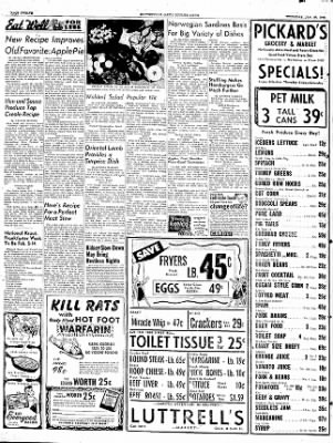 The Courier News from Blytheville, Arkansas on January 29, 1953 · Page 12