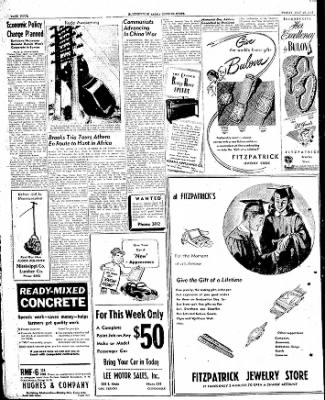 The Courier News from Blytheville, Arkansas on May 23, 1947 · Page 4