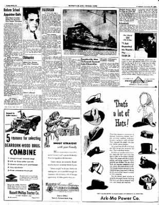 The Courier News from Blytheville, Arkansas on August 30, 1949 · Page 12