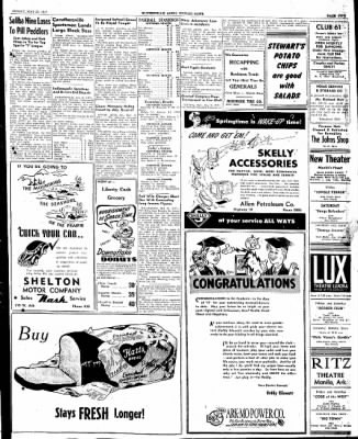 The Courier News from Blytheville, Arkansas on May 23, 1947 · Page 5
