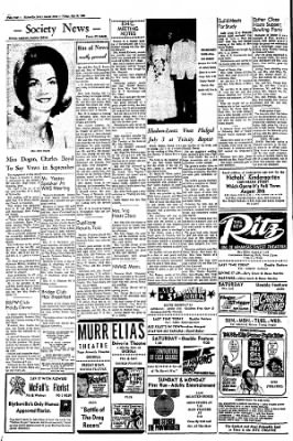 The Courier News from Blytheville, Arkansas on July 15, 1966 · Page 4