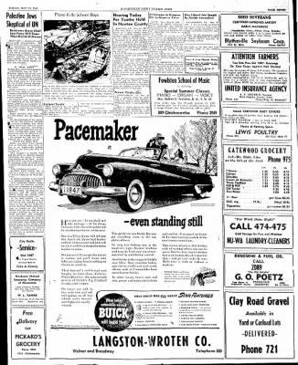 The Courier News from Blytheville, Arkansas on May 23, 1947 · Page 7