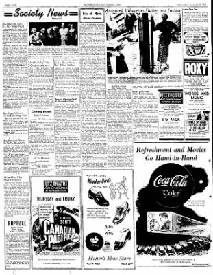 The Courier News from Blytheville, Arkansas on August 31, 1949 · Page 4