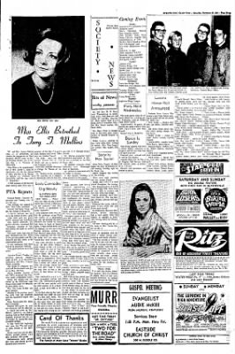 The Courier News from Blytheville, Arkansas on November 25, 1967 · Page 3