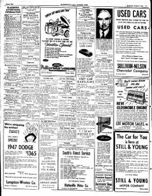 The Courier News from Blytheville, Arkansas on June 6, 1949 · Page 10