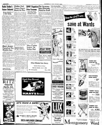 The Courier News from Blytheville, Arkansas on June 26, 1946 · Page 4