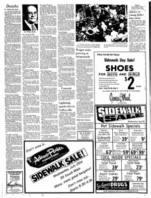 The Hutchinson News from Hutchinson, Kansas on July 24, 1973 · Page 4