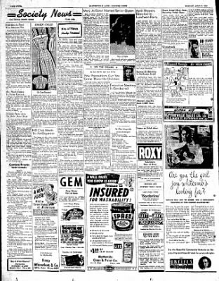 The Courier News from Blytheville, Arkansas on April 3, 1950 · Page 4