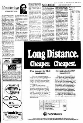 Ukiah Daily Journal from Ukiah, California on November 28, 1978 · Page 3