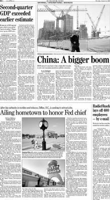 The Philadelphia Inquirer from Philadelphia, Pennsylvania on August 31, 2006 · Page C02