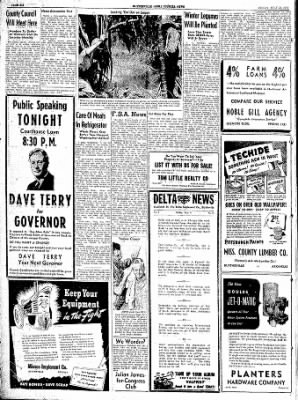 The Courier News from Blytheville, Arkansas on July 21, 1944 · Page 6