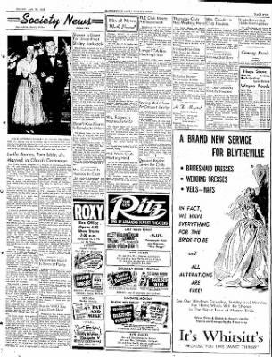 The Courier News from Blytheville, Arkansas on January 30, 1953 · Page 5