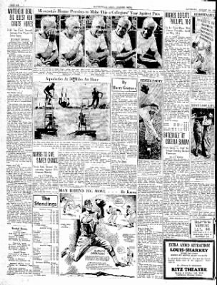 The Courier News from Blytheville, Arkansas on August 29, 1936 · Page 6