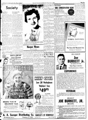 Kerrville Mountain Sun from Kerrville, Texas on July 3, 1958 · Page 5