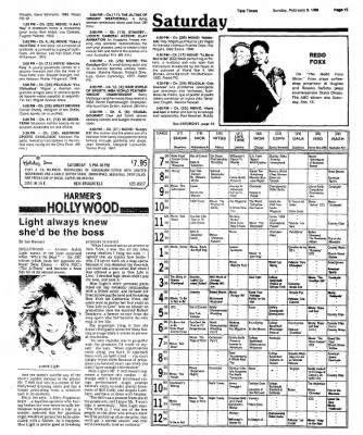 The Seguin Gazette-Enterprise from Seguin, Texas on February 9, 1986 · Page 73
