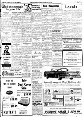 Kerrville Mountain Sun from Kerrville, Texas on July 10, 1958 · Page 11