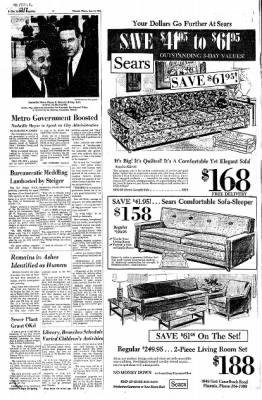 Arizona Republic from Phoenix, Arizona on January 11, 1968 · Page 10
