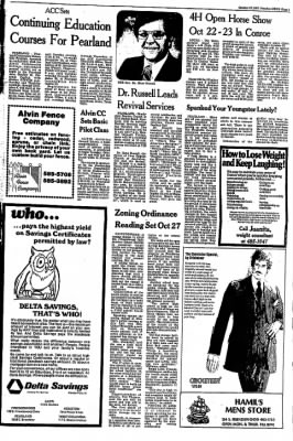 The News from Friendswood, Texas on October 17, 1977 · Page 3
