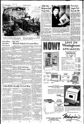 Arizona Republic from Phoenix, Arizona on April 15, 1961 · Page 4