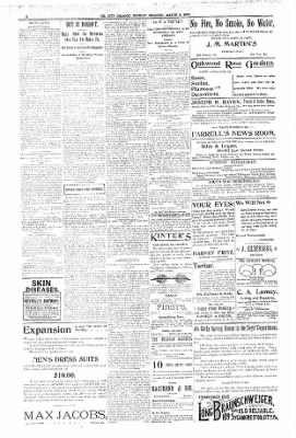 The Oil City Derrick from Oil City, Pennsylvania on March 6, 1899 · Page 2