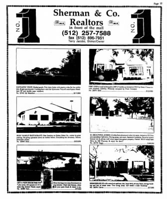The Kerrville Times from Kerrville, Texas on November 3, 1991 · Page 43
