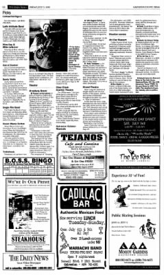 The Galveston Daily News from Galveston, Texas on July 2, 1999 · Page 30