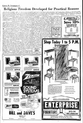 The Leavenworth Times from Leavenworth, Kansas on October 20, 1974 · Page 10