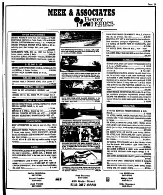 The Kerrville Times from Kerrville, Texas on November 3, 1991 · Page 50