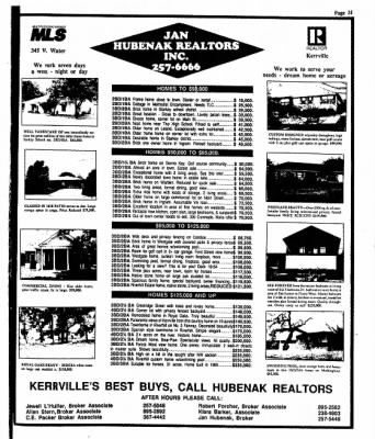 The Kerrville Times from Kerrville, Texas on November 3, 1991 · Page 58