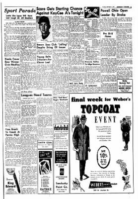 The Sandusky Register from Sandusky, Ohio on September 1, 1959 · Page 11