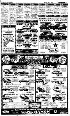 The Galveston Daily News from Galveston, Texas on July 2, 1999 · Page 43