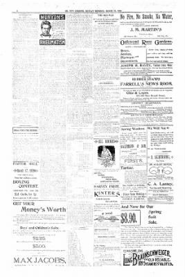 The Oil City Derrick from Oil City, Pennsylvania on March 13, 1899 · Page 2