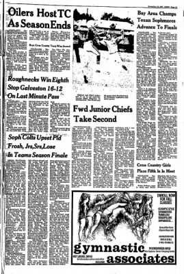 The News from Friendswood, Texas on November 10, 1977 · Page 13