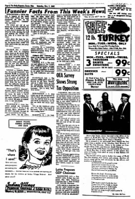The Daily Reporter from Dover, Ohio on November 7, 1964 · Page 6