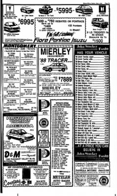 Altoona Mirror from Altoona, Pennsylvania on June 5, 1988 · Page 37