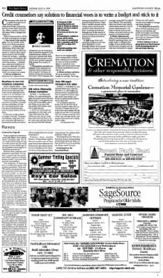 The Galveston Daily News from Galveston, Texas on July 4, 1999 · Page 21