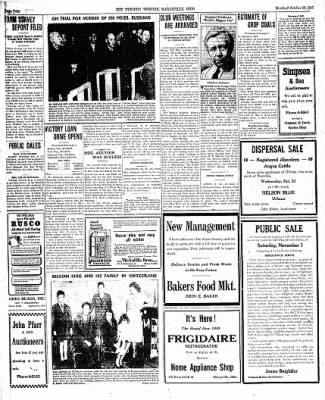 Marysville Journal-Tribune from Marysville, Ohio on October 29, 1945 · Page 4