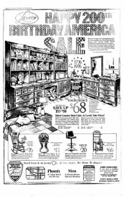 Arizona Republic from Phoenix, Arizona on July 7, 1976 · Page 117