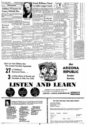 Arizona Republic from Phoenix, Arizona on May 8, 1963 · Page 80