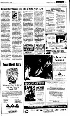 The Galveston Daily News from Galveston, Texas on July 4, 1999 · Page 32