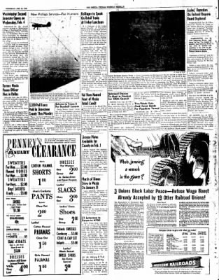 The Mexia Weekly Herald from Mexia, Texas on January 29, 1948 · Page 18