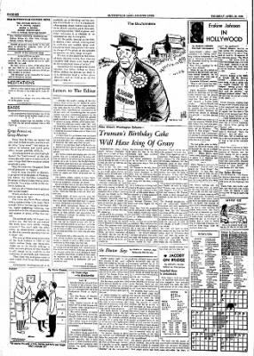 The Courier News from Blytheville, Arkansas on April 16, 1959 · Page 6