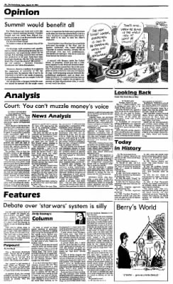 The Paris News from Paris, Texas on March 19, 1985 · Page 4