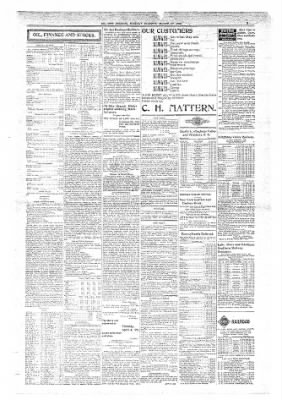 The Oil City Derrick from Oil City, Pennsylvania on March 27, 1899 · Page 3