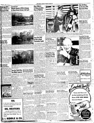 The Mexia Weekly Herald from Mexia, Texas on February 12, 1948 · Page 14