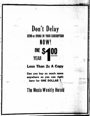 The Mexia Weekly Herald from Mexia, Texas on February 12, 1948 · Page 15