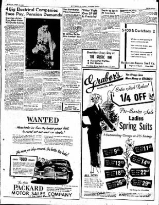 The Courier News from Blytheville, Arkansas on April 3, 1950 · Page 7