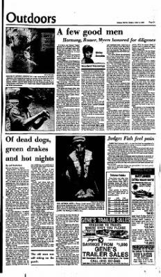 Altoona Mirror from Altoona, Pennsylvania on June 12, 1988 · Page 45