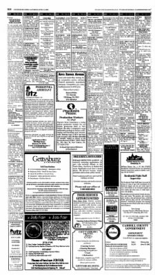 The Gettysburg Times from Gettysburg, Pennsylvania on June 15, 2002 · Page 26