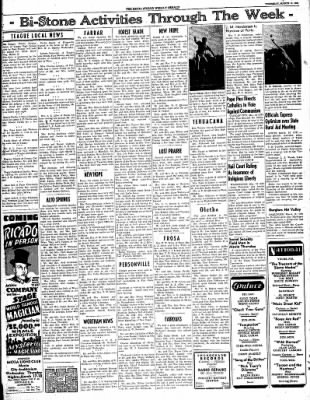 The Mexia Weekly Herald from Mexia, Texas on March 11, 1948 · Page 12
